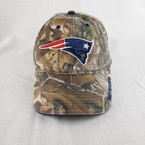 47 BRAND New England Patriots Embroidered Camo Cap
